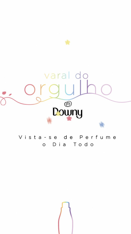 DOWNY _ Varal do Orgulho Transexual
