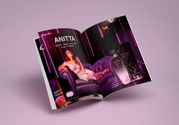 Anitta for Jequiti