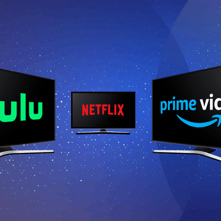 Hulu e Amazon Prime Video estão ganhando da Netflix na Guerra do Streaming