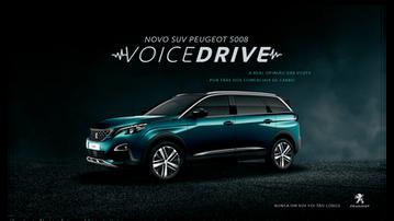 Voice Drive, Peugeot
