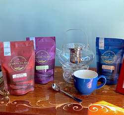 The Denman Island Tea Company