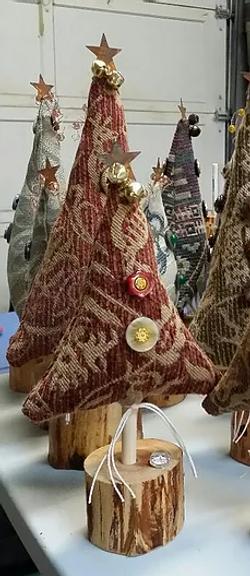 That Craft Lady Silk Floral Design