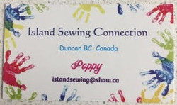 Island Sewing Connection