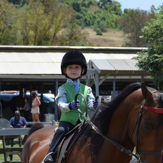 Showing with Anderson Stables 2
