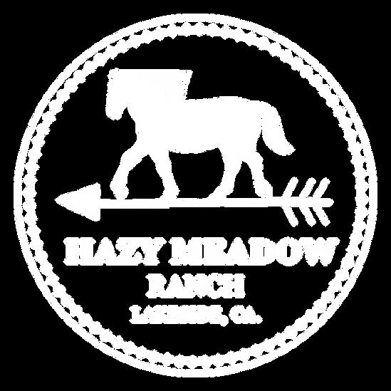 Hazy Meadow Ranch Logo
