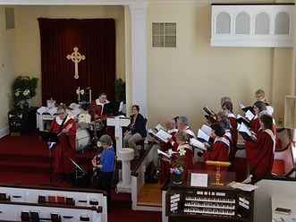 East Granby Congregational Church Contemporary Group