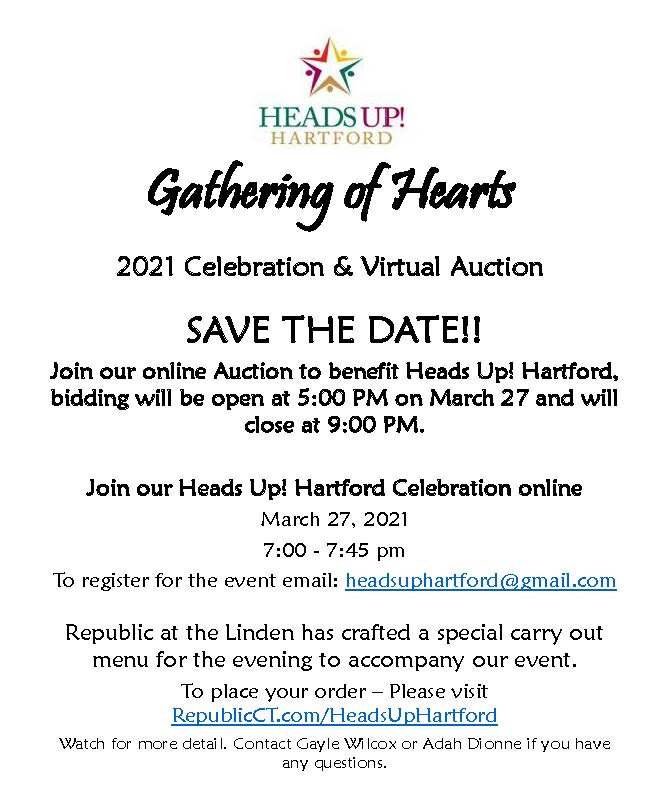 Gathering of Hearts HUH March 27 2021 Ve