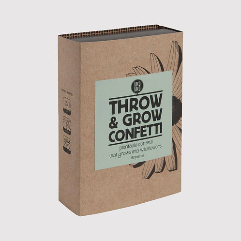Throw and Grow Confetti
