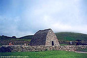 Gallarus Oratory in Dingle Peninsula, Ireland