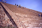 Pyramid of the Sun at Teotihuacan