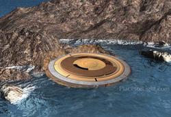 Atlantean Time-Travel Disc