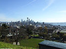 Kinnear Park in Seattle