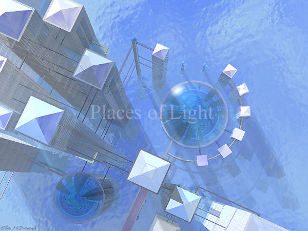 Xio - SciFi Fantasy image by Places of Light