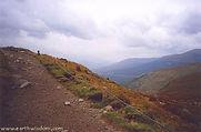 Aonach Mor in Scotland