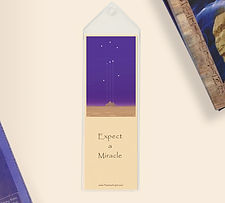 Orion bookmark - shows Orion's belt and the Egyptian pyramids