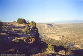 White Rock Overlook in New Mexico