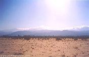 San Jacinto Mountain Range