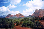 Red Rock Loop Road in Sedona, Arizona