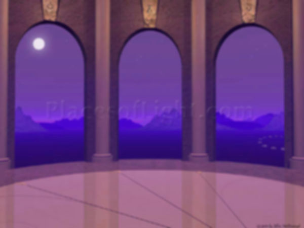Three Doorways - Mystical image by PlacesofLight.com sold as art prints, bookmarks, wall art & more