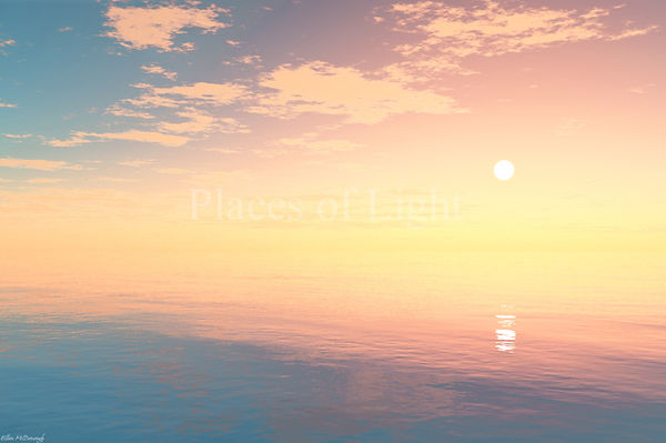 Serenity - Mystical serene image by PlacesofLight.com sold as art prints, wall art & more