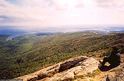 Acadia National Park - Cadillac Mountain Summit