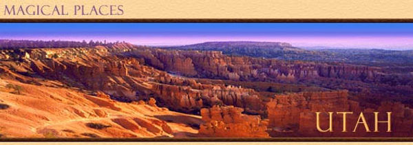 Utah photos including Bryce Canyon, Zion and Panguitch Lake