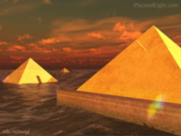Atlantis' final hours as the mighty empire sank into the ocean