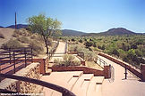 Fort Marcy Park in New Mexico