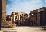 Court of Amenophis III