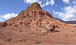 Cliff Dwellers Boulders, Arizona
