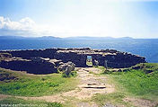 Dunbeg Fort on Dingle Peninsula