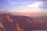 Sandia Peak in New Mexico