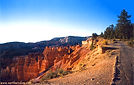Rim Trail at Bryce Canyon in Utah
