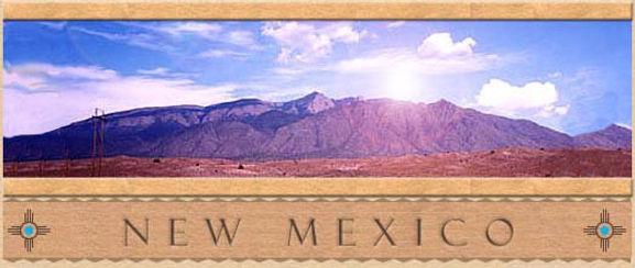 New Mexico photos including Santa Fe, Los Alamos and Bandalier National Park