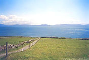 Path to Dunbeg Fort on Dingle Peninsula