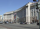Constitution Avenue - Ronald Reagan Building