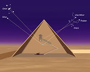 Cosmic alignments of the Great Pyramid