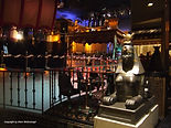 Cleopatra's Barge at Caesar's Palace in Las Vegas, Nevada