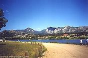 Lake at Estes Park