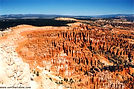 Inspiration Point at Bryce Canyon in Utah