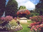 Victoria Gardens at Bath, England