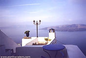 Santorini - View of the islands
