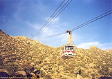 Sandia Peak Tram in New Mexico
