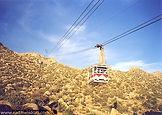 Sandia Peak Tram in New Mexico