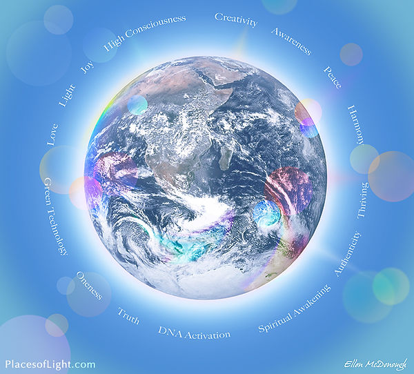 Birth of the New Earth - Spirituality - 5d Awareness