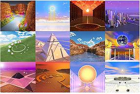 2016 SciFi Fantasy Wall Calendar | Visionary Art calendar | Unique Gift