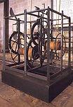 World's oldest clock in Salisbury