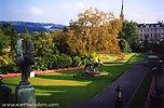 Cricket Gardens at Bath, England