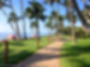 Maui Beach Walkway