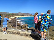 Blowhole Overlook in Hawaii